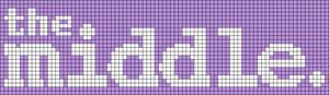 Alpha pattern #55046 variation #95649