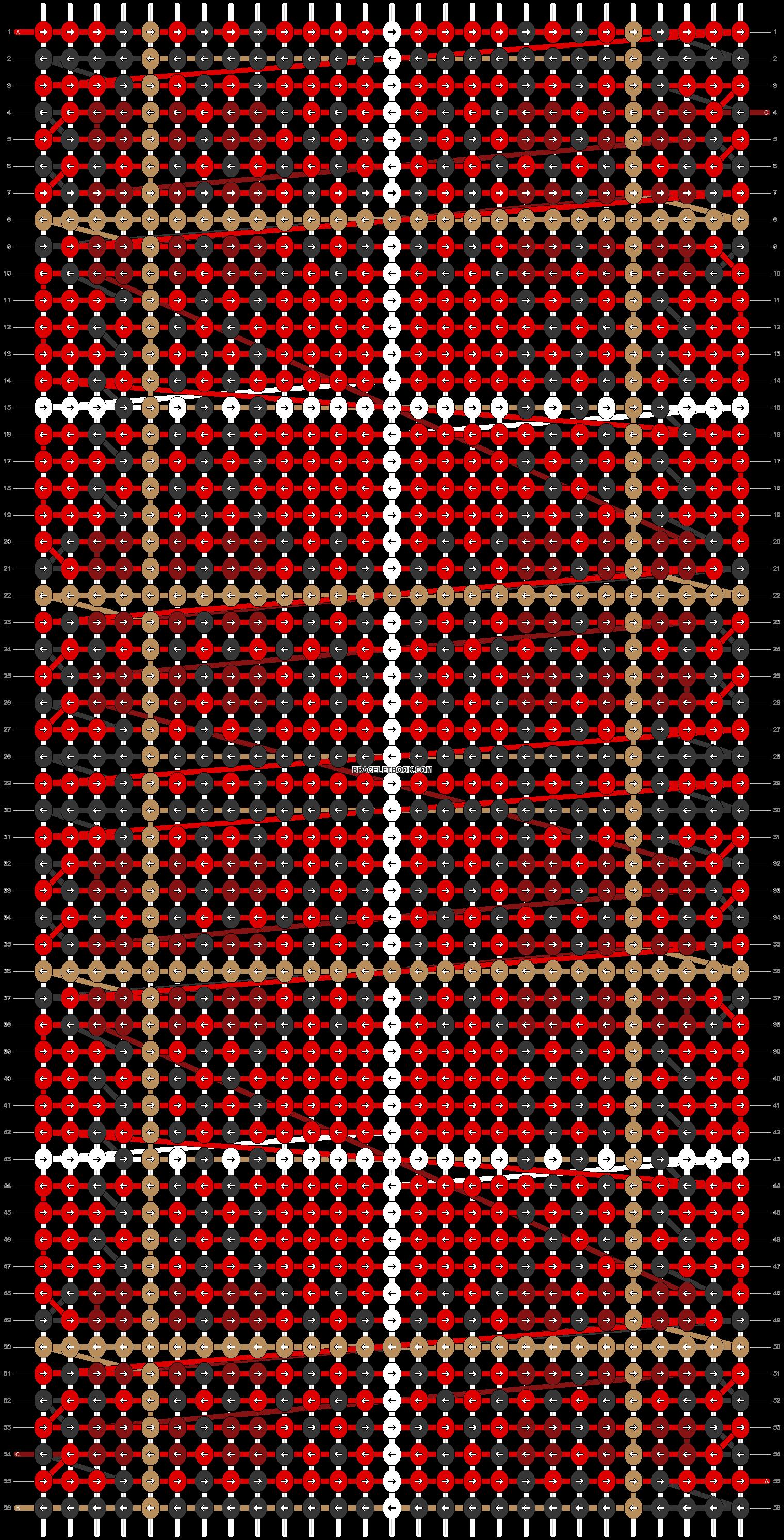 Alpha pattern #41076 variation #95740 pattern