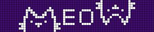 Alpha pattern #50786 variation #95769