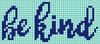 Alpha pattern #54901 variation #95772