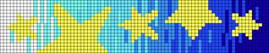 Alpha pattern #52520 variation #95803