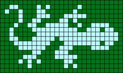 Alpha pattern #13122 variation #95881