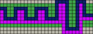 Alpha pattern #53492 variation #95969