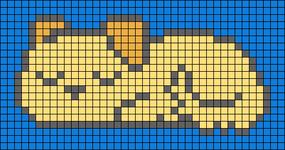 Alpha pattern #55488 variation #95974