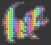 Alpha pattern #54161 variation #96028
