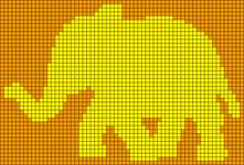 Alpha pattern #55550 variation #96174