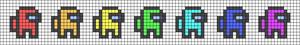 Alpha pattern #55293 variation #96190