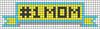 Alpha pattern #51982 variation #96216