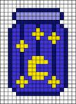 Alpha pattern #53119 variation #96287