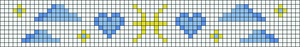 Alpha pattern #39112 variation #96384