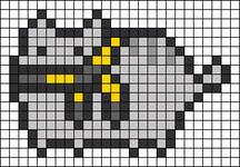 Alpha pattern #55566 variation #96408