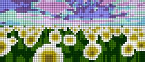 Alpha pattern #55691 variation #96527