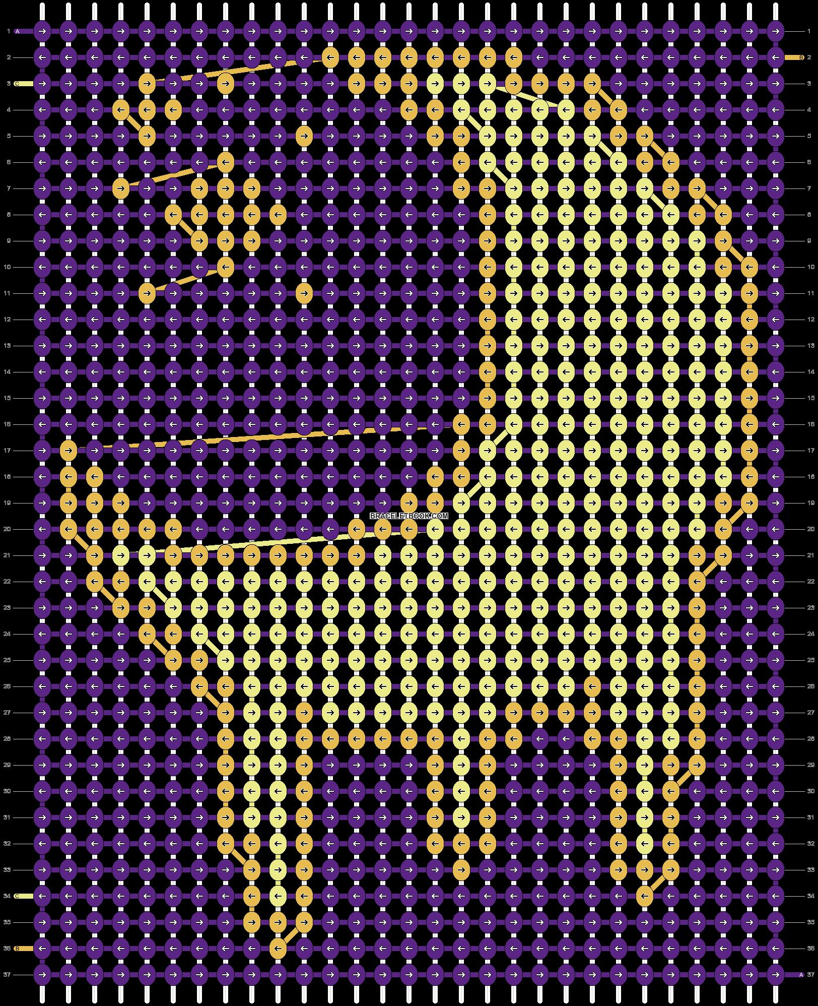 Alpha pattern #50427 variation #96544 pattern