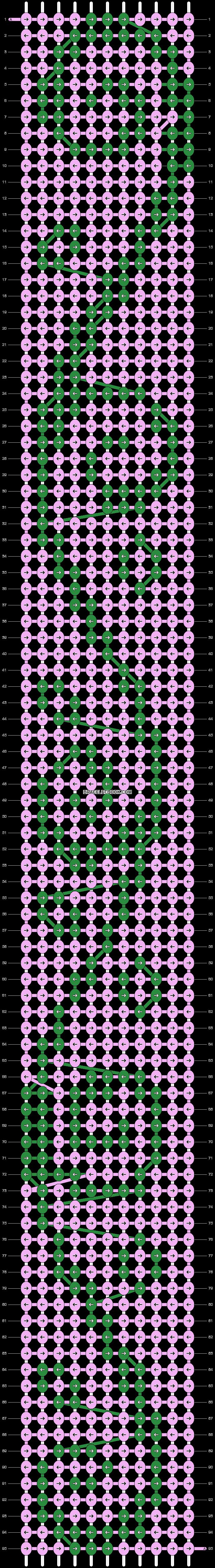 Alpha pattern #19709 variation #96553 pattern