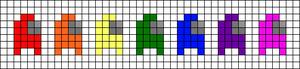 Alpha pattern #55519 variation #96589