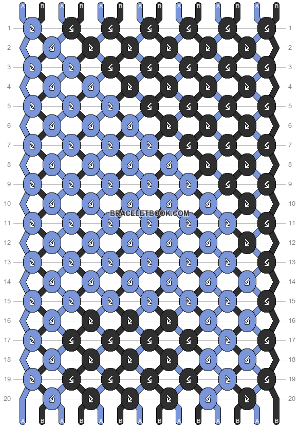 Normal pattern #41453 variation #96776 pattern