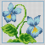 Alpha pattern #12497 variation #96789