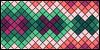 Normal pattern #39601 variation #96825