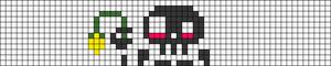 Alpha pattern #55666 variation #96936