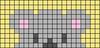Alpha pattern #56159 variation #96964