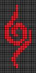 Alpha pattern #54062 variation #96979