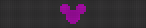 Alpha pattern #54139 variation #97003