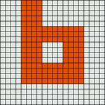 Alpha pattern #47707 variation #97075