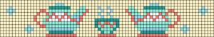 Alpha pattern #55251 variation #97077