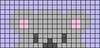 Alpha pattern #56159 variation #97085