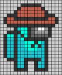 Alpha pattern #56178 variation #97088