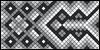 Normal pattern #26999 variation #97091