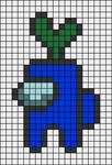 Alpha pattern #56215 variation #97104