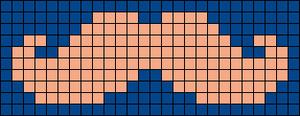 Alpha pattern #7615 variation #97123