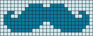 Alpha pattern #7615 variation #97124