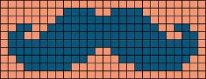 Alpha pattern #7615 variation #97125