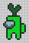Alpha pattern #56215 variation #97126