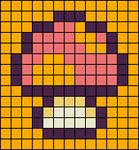 Alpha pattern #5735 variation #97223