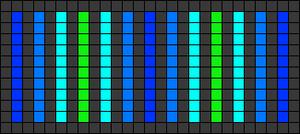 Alpha pattern #25493 variation #97305