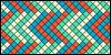 Normal pattern #2244 variation #97332