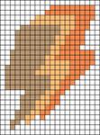 Alpha pattern #50544 variation #97352