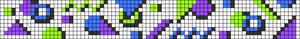 Alpha pattern #56309 variation #97457