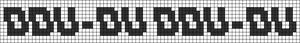 Alpha pattern #54311 variation #97550