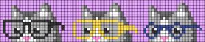 Alpha pattern #23771 variation #97604