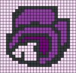 Alpha pattern #56067 variation #97676