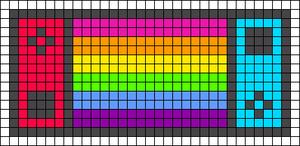Alpha pattern #56360 variation #97683