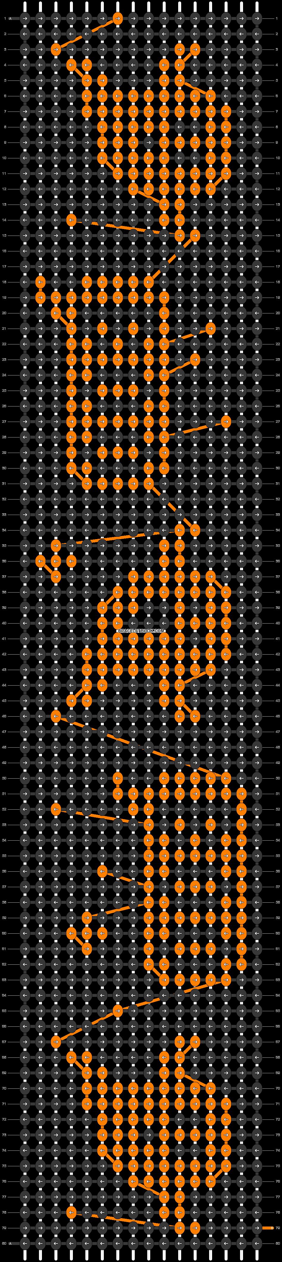 Alpha pattern #54802 variation #97845 pattern