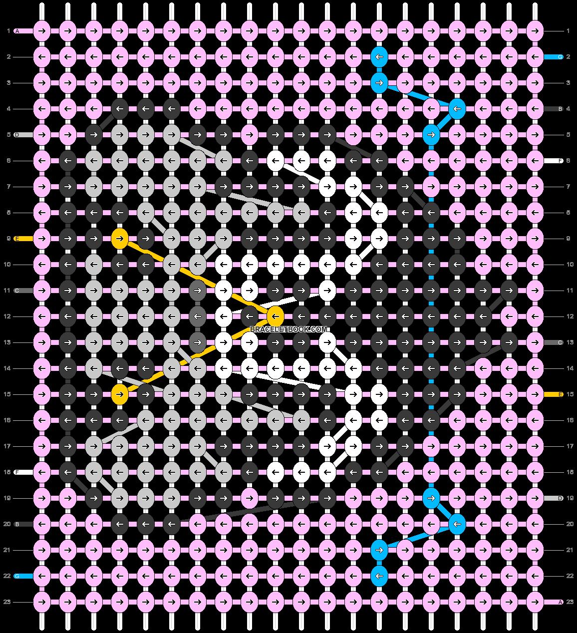 Alpha pattern #56602 variation #97891 pattern