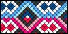 Normal pattern #52002 variation #97922