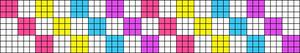 Alpha pattern #56454 variation #97956
