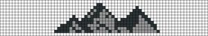 Alpha pattern #33464 variation #97959
